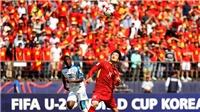 CĐV tiếc U20 Việt Nam không ghi được bàn, không phải vì bị loại