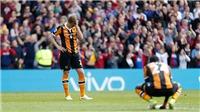 Premier League đã xác định được đội bóng cuối cùng xuống hạng