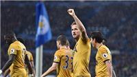 Lập poker giúp Tottenham thắng lớn, Harry Kane đã bỏ Lukaku lại 'sau lưng'