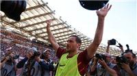Thế giới bóng đá tri ân Totti nhân ngày huyền thoại của Roma giải nghệ