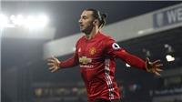 Ibrahimovic và 10 khoảnh khắc đáng nhớ nhất ở Man United