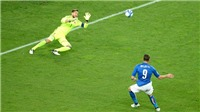Belotti tỏa sáng trong màu áo Italy, khiến cả châu Âu thèm muốn