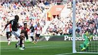 Video clip highlights bàn thắng trận Southampton 0-1 Man United