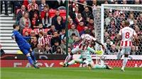 ĐIỂM NHẤN Stoke 0–4 Chelsea: Morata lập hat-trick. Conte không thể thiếu Fabregas và Hazard