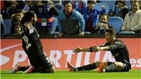 Celta Vigo 1-4 Real Madrid: Ronaldo lập kỷ lục, Real chỉ còn cách chức vô địch 1 điểm