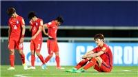 Hàn Quốc và Nhật Bản đồng loạt dừng bước ở World Cup U20