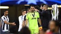 Juventus chìm trong nỗi buồn, lặng lẽ nhìn cúp Champions League trong tiếc nuối