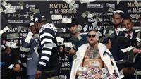 Mayweather 'phản pháo' McGregor, cáo buộc đối thủ phân biệt chủng tộc, bất kính