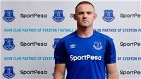 Wayne Rooney CHÍNH THỨC rời Man United, trở lại Everton sau 13 năm
