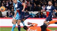 Hậu vệ Marseille cướp bàn thắng từ pha solo ngoạn mục của Lucas Moura