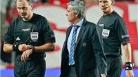 CẬP NHẬT tin tối 21/4: 'Người quen'  của Mourinho cầm còi trận Atletico - Chelsea, Eden Hazard có thể vắng mặt