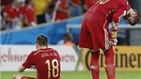 Tây Ban Nha 0-2 Chile: ĐKVĐ thế giới bị loại, xách vali về nước ngay từ vòng bảng