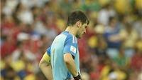 CHẤM ĐIỂM Tây Ban Nha - Chile: 'Ngày đen tối' của Casillas và Alonso. Aranguiz rực sáng