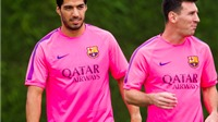 Luis Suarez nổi giận, hủy phỏng vấn khi bị hỏi '38.000 lần' về vụ cắn Chiellini