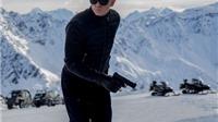 Phim 'Spectre': Điệp viên 007 chạm trán kẻ thù đáng sợ
