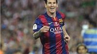 Messi, Tevez và 10 siêu phẩm ứng viên của giải bàn thắng đẹp nhất năm FIFA Puskas 2015