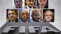 Điểm mặt 7 ứng cử viên chức Chủ tịch FIFA
