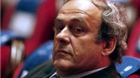 CAS giữ nguyên án cấm, Platini không có mặt tại lễ bốc thăm EURO 2016