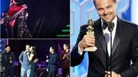 Văn hóa 'nóng' trong tuần: Tiễn David Bowie, mê Leonardo DiCaprio, chê Thương Tín