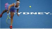 Svetlana Kuznetsova vô địch Sydney International 2016