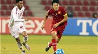 VIDEO: Xuân Trường thẻ đỏ, U23 Việt Nam thua ngược U23 UAE 2-3