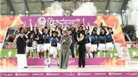 U23 Nhật Bản ngược dòng không tưởng vô địch châu Á