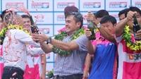 CLB Hà Nội sắp thành CLB Sài Gòn