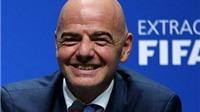 Chủ tịch FIFA bảo vệ kế hoạch tăng World Cup lên 40 đội