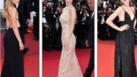 Sao hạng A rực rỡ váy áo tại thảm đỏ LHP Cannes 2016