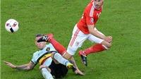 Aaron Ramsey càng hay, xứ Wales càng tiếc nuối