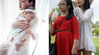 Những 'single mom' và con gái của showbiz Việt