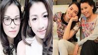 Những người đẹp Việt khó sống thiếu... mẹ!