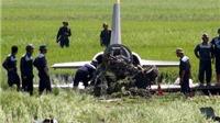 Hoàn tất công tác cứu hộ, cứu nạn máy bay L39-8705