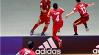 FIFA chúc mừng chiến thắng lịch sử của futsal Việt Nam