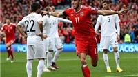 Xứ Wales hai trận liên tiếp không thắng dù Gareth Bale ghi bàn