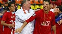CẬP NHẬT tối 14/10: Không thích Real, Sir Alex từng chào bán Ronaldo cho... Barca.  Griezmann 'phản pháo' Ribery
