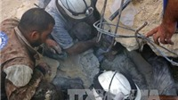 Mỹ, Anh cân nhắc các lệnh trừng phạt mới đối với Nga và Syria