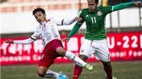 U22 Việt Nam thua Uzbekistan 1-3, tan mộng vô địch giải tập huấn