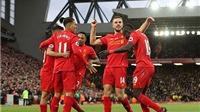 Liverpool đối mặt với lịch thi đấu 'ác mộng' tại Premier League