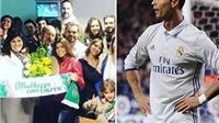 Ronaldo yêu nghiêm túc bạn gái kém 10 tuổi, đưa về ra mắt gia đình