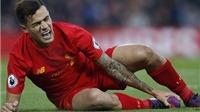 Coutinho dính chấn thương kinh hoàng khi Liverpool hạ Sunderland 2-0