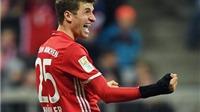 RB Leipzig đã thua! Bayern trở lại ngôi đầu sau màn HỦY DIỆT Wolfsburg