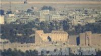 IS bị Nga đánh bật khỏi Palmyra sau vài giờ chiếm lại thành phố