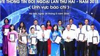 Thông tấn xã Việt Nam là cơ quan báo chí đối ngoại chủ lực quốc gia