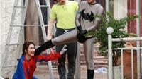 Người dơi Trấn Thành đày đọa người nhện Hòa Mizy