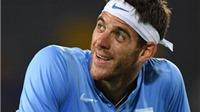 Tennis ngày 25/12: Nishikori 'sợ' Nadal. Del Potro lại lỡ hẹn Australian Open
