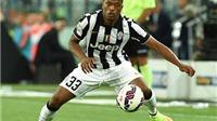 Evra có thể ở lại Juventus dù đang liên hệ chuyển tới Man United