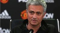 Mourinho đang là 'Người hạnh phúc' của Man United