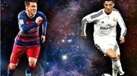 TIẾT LỘ: Ronaldo và Messi không bầu cho nhau ở giải thưởng của FIFA