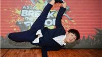 Hàng loạt B-boy tài năng thế giới đến Việt Nam tranh tài